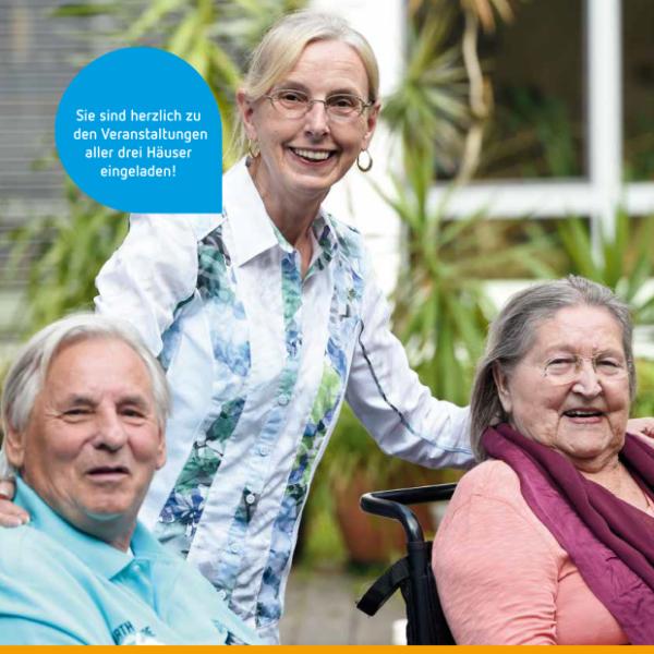 Stiftung Evangelische Altenheime Ludwigsburg Veranstaltungskalender 2020